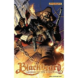Blackbeard: Legend of the Pyrate King SC Books