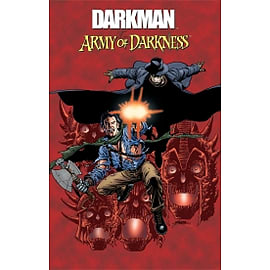Darkman vs. Army of Darkness Books