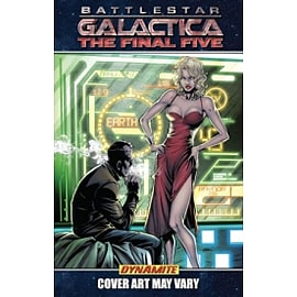 New Battlestar Galactica: Final Five Books