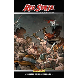 Red Sonja: She-Devil With a Sword TP Vol 3 Books