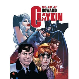 The Art of Howard Chaykin HC Books