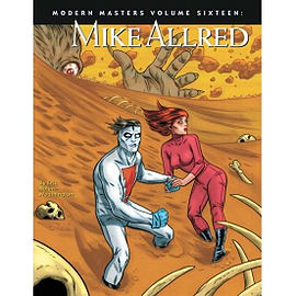 Modern Masters Volume 16: Mike Allred Books