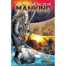 MANKIND: The Story of All of Us Volume 2 Books