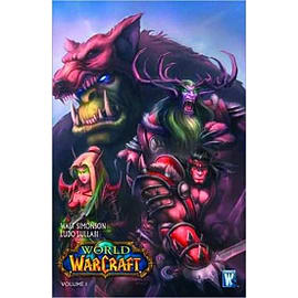 World Of Warcraft TP Vol 01 Books