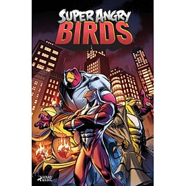 Angry Birds: Super Angry Birds Books