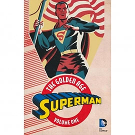 Superman The Golden Age: Volume 1 Books