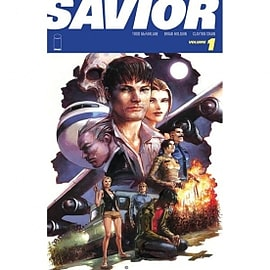 Savior The Complete Collection Books