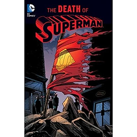 The Death of Superman New Edition Books