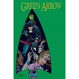 Green Arrow Volume 5: Black Arrow Books