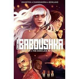 Codename Baboushka Volume 1: Conclave Of Death Books