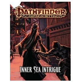 Pathfinder Campaign Setting: Inner Sea Intrigue Books