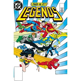 Legends 30th Anniversary Edition Books