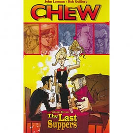 Chew - The Last Suppers (Volume 11) - Paperback Books