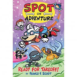 Spot on Adventure - Paperback Books