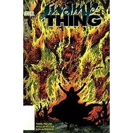 Swamp Thing Trial By Fire Books