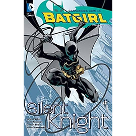 Batgirl Volume 1 Silent Knight Books
