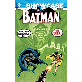 Showcase Presents: Batman Volume 6 Books