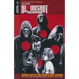 Bloodshot Reborn, Volume 2: The Hunt Books