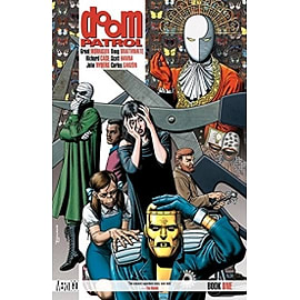 Invisibles TP Book One Doom Patrol Books