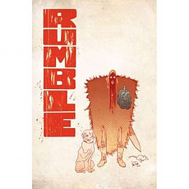 Rumble Volume 2: A Woe That Is Madness Books
