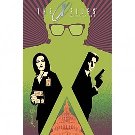 X-Files Season 11: Volume 1 Hardcover Books