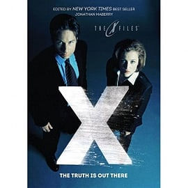 X-Files The Truth Is Out There Prose Books