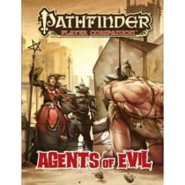 Pathfinder Player Companion: Agents of Evil Books