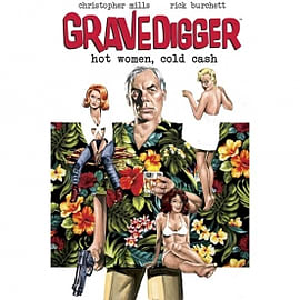 Gravedigger Hot Women Cold Cash TP Books