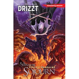 Dungeons & Dragons The Legend of Drizzt Volume 3 Sojourn Books