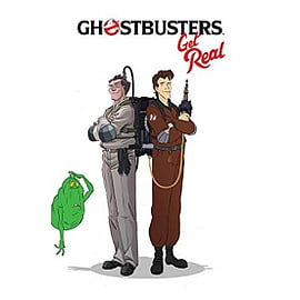 Ghostbusters: Get Real Books