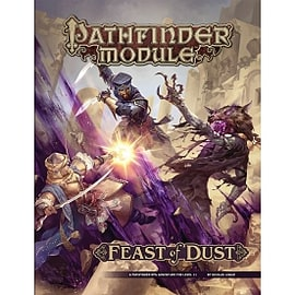 Pathfinder Module Feast of Dust Books