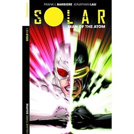 Solar Man Of Atom Volume 3 Eclipse Books