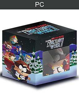 South Park: The Fractured But Whole - Collector's Edition PC Cover Art