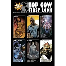 Top Cow First Look Volume 1 TP Books