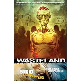 Wasteland Book 3: Black Steel in the Hour of Chaos Books
