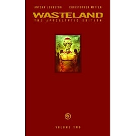 Wasteland: The Apocalyptic Edition Volume 2 Books