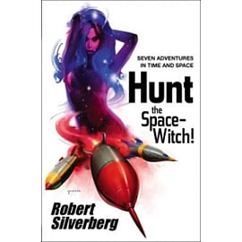 Hunt the Space-Witch! Books
