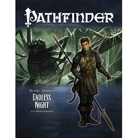 Pathfinder #16 Second Darkness: Endless Night Books