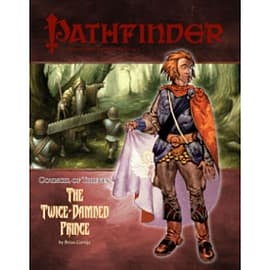 Pathfinder Adventure Path: Council of Thieves Part 6 - The Twice-Damned Prince Books