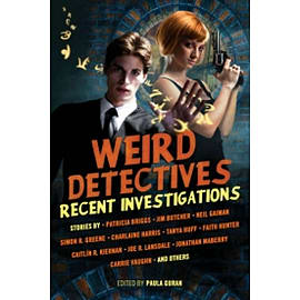Weird Detectives: Recent Investigations Books