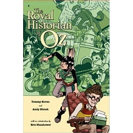 The Royal Historian of OZ Books