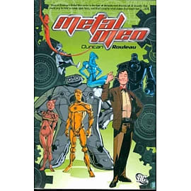 Metal Men HC Books