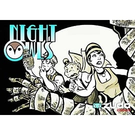 Night Owls TP Vol 01 Books