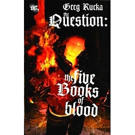 Question The Five Books Of Blood TP Books