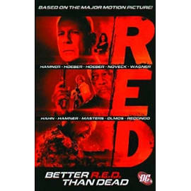 Red Better Red Than Dead TP Books