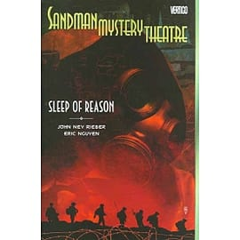 Sandman Mystery Theatre Sleep Of Reason TP Books