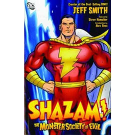 Shazam Monster Society Of Evil TP Books