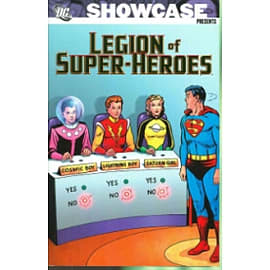 Showcase Presents Legion Of Super-Heroes TP Vol 01 Books