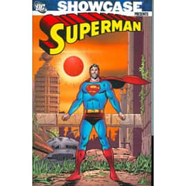 Showcase Presents Superman TP Vol 04 Books