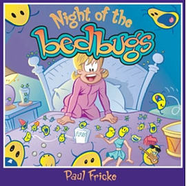 Night Of The Bedbugs Books